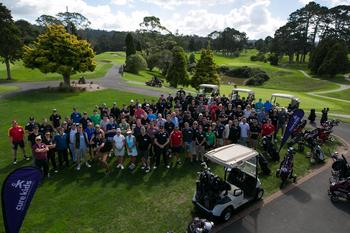 Channel tees off on the North Shore as Ingram Micro hosts annual Cure Kids Charity golf day