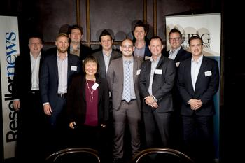 IN PICTURES: Reseller News Roundtable - Shifting the role of storage: How the channel can rise to the enterprise challenge