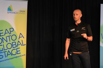 IN PICTURES: Spotlight on start-ups as Samsung Springboard comp hits Auckland