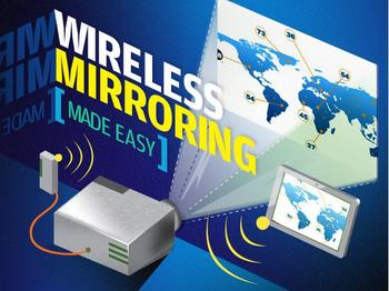 In Pictures: 10 mirroring devices let you present without wires