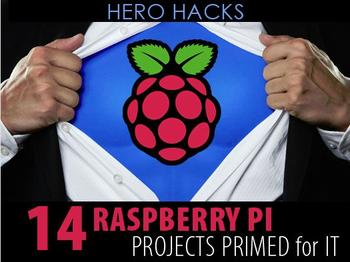 In Pictures: 14 Raspberry Pi projects primed for IT