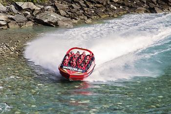 IN PICTURES: Channel carves through Queenstown canyon as WatchGuard honours top-performing trans-Tasman partners