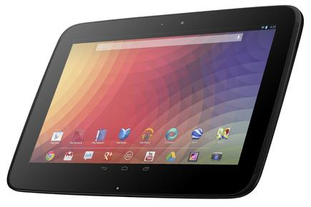 Google's Nexus 10 will soon get an upgrade.