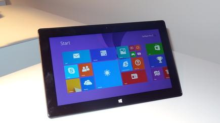 Microsoft's Surface Pro 2 tablet