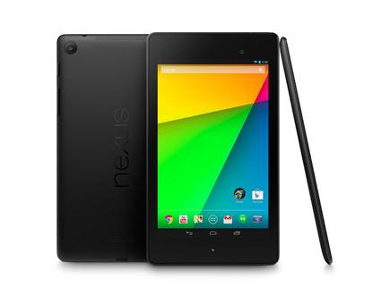 Android 4.3 makes its debut on the new Google Nexus 7 tablet.
