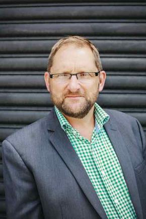 Craig Young, TUANZ CEO