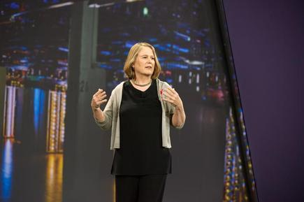 Diane Greene - CEO, Google Cloud