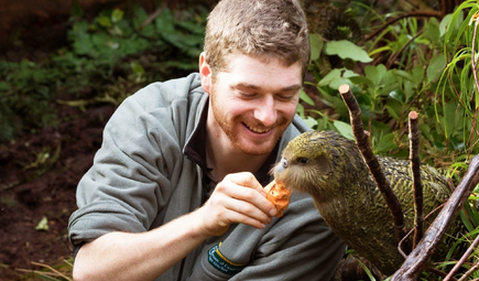 AWS and partners Qrious and Fronde are helping to save the Kakapo with big data.