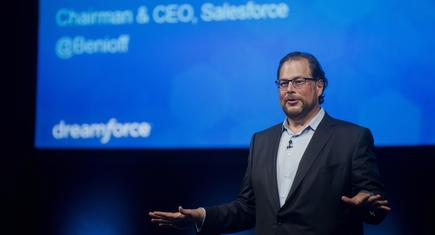 Marc Benioff - CEO, Salesforce