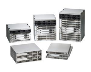 Cisco's new line of Catalyst 9000 switches