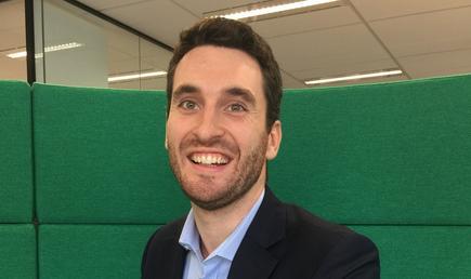 Veeam A/NZ head of channel and cloud - Amaury Dutilleul-Francoeur