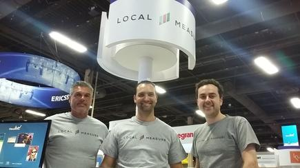 Team Local Measure - Jonathan Barouch, Peter Wynn Hughes and Christian Oswald