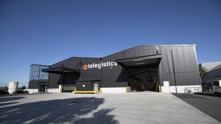 Telegistics headquarters in Auckland