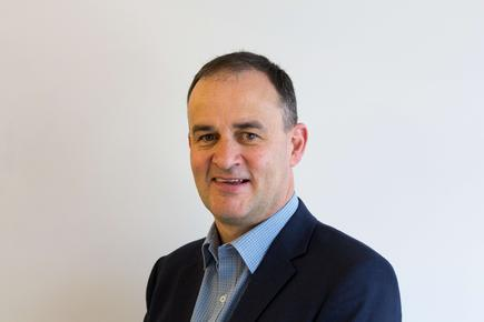 Nick Evans - Avaya's territory manager for New Zealand