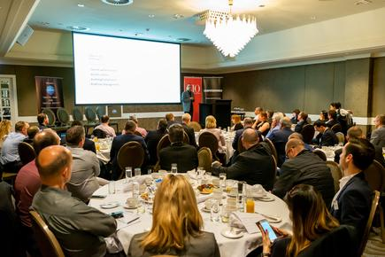 The 'Digital now, digital savvy' breakfast events of CIO and Computerworld were held in Auckland, Wellington, Sydney and Melbourne
