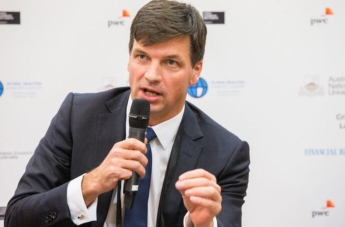 Angus Taylor - Minister assisting the Prime Minister for cities and digital transformation