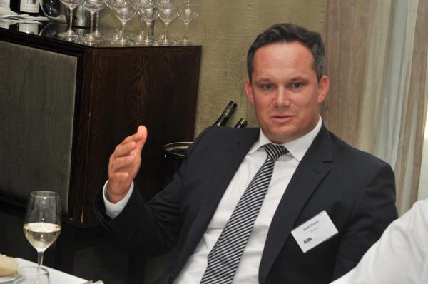 Ricoh's head of IT services - Matt Dixon