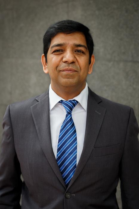 Atul Desai - Director of Technology Solutions, Carrington Associates (Photo - Maria Stefina)