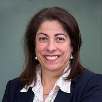 ACCC commissioner, Cristina Cifuentes