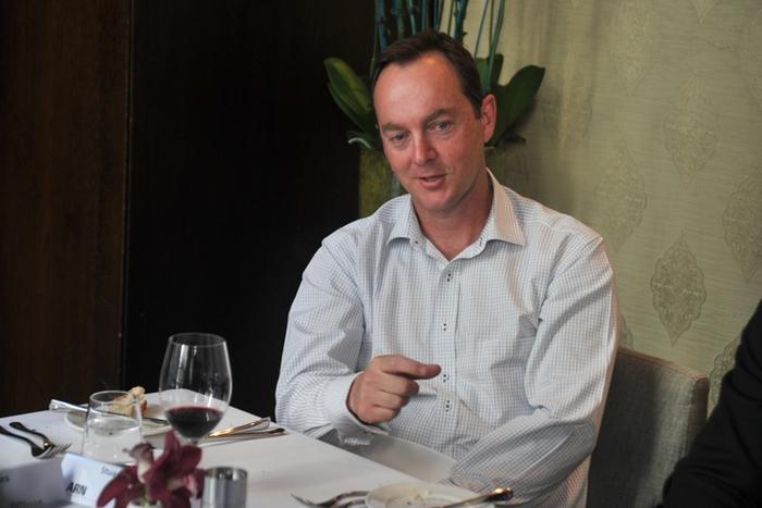 Stuart Kilduff - Managing Director, Oobe