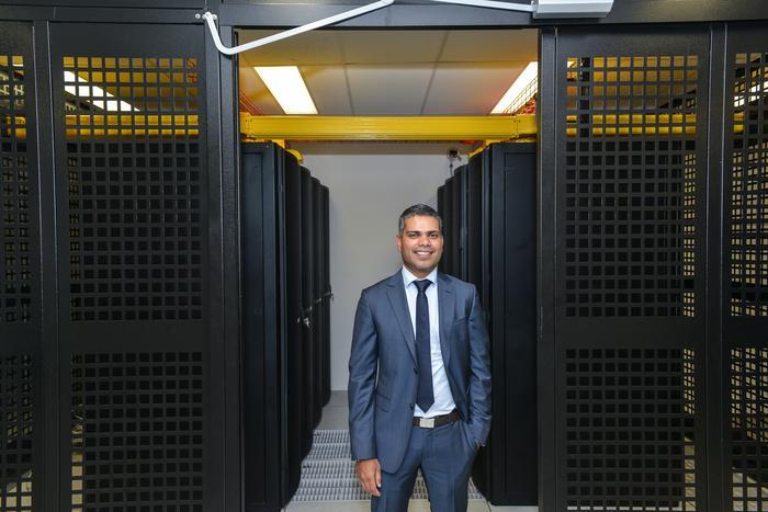 Santosh Devaraj - managing partner and founder, Secure Logic