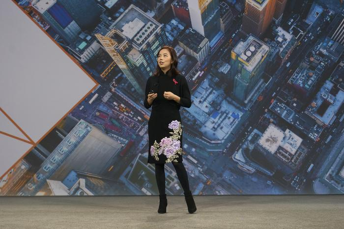 Fei-Fei Li - Chief Scientist of Artificial Intelligence AI and Machine Learning, Google Cloud