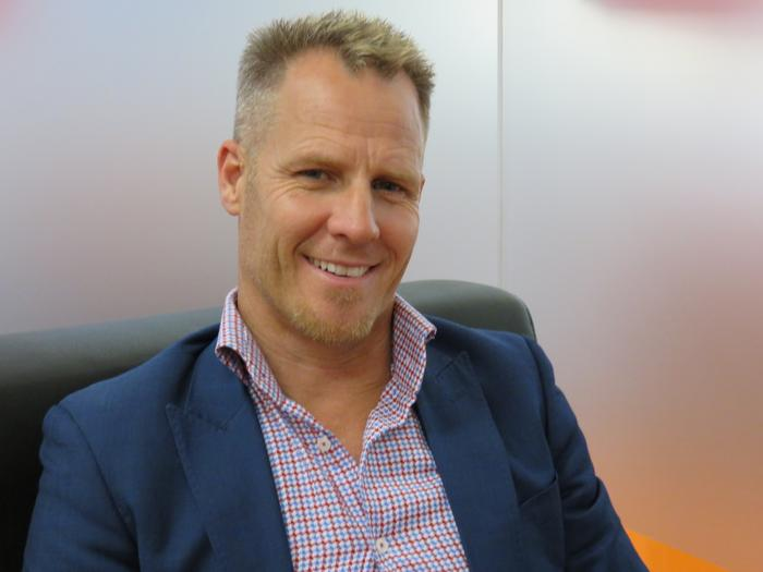 Paul Turner - Managing director and CEO, Zynet