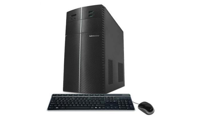E4010 E (MD8322) Multimedia PC.