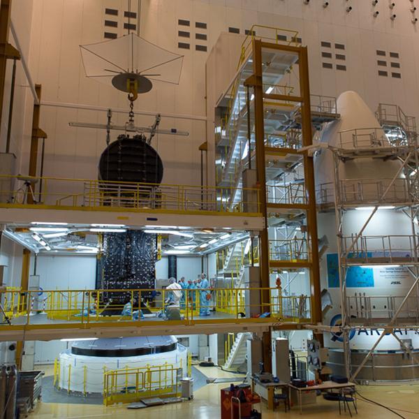 nbn Sky Muster II satellite