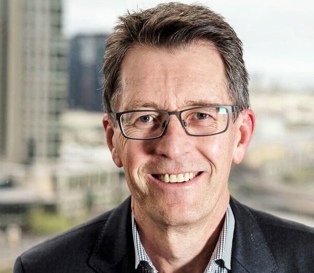 Graham Schultz - Sales Director A/NZ, Silver Peak