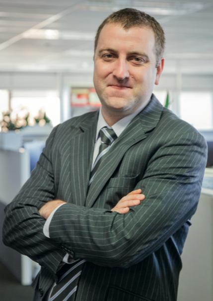 Daniel Campbell - Channel Manager, Fujitsu