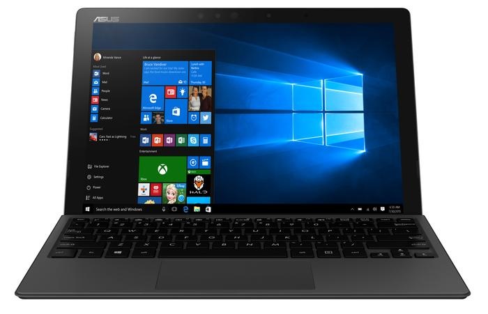 The Asus Transformer 3 Pro 2-in-1